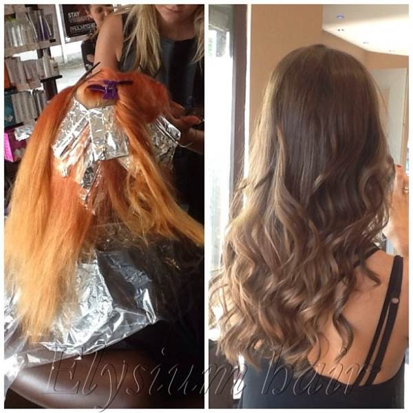 Elysium hair and beauty salon manchester 5 colour for A salon to dye for