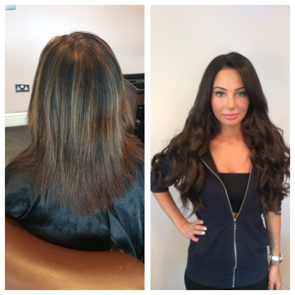 Elysium Hair Beauty Welcome Back Tulisa Contostavlos Elysium