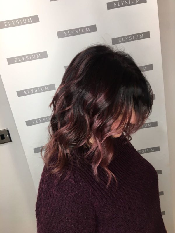 Balayage Hair Colour Elysium Hair Salon Manchester