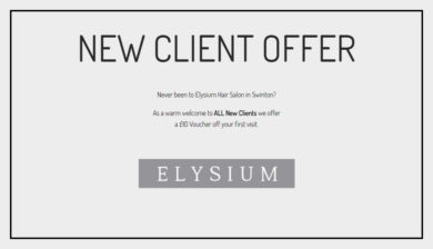 Elysium £10 off